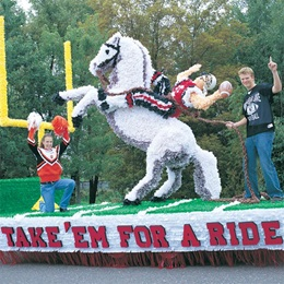 Take 'Em For a Ride Lettering Float Kit