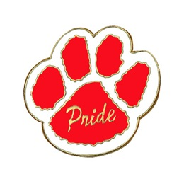 Paw Pride Pin