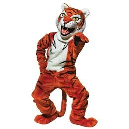 Siberian Tiger Mascot Costume