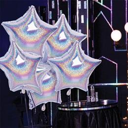 "22"" Star Serenade Balloon Cluster Kit (Set of 3)"