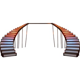 Make an Entrance Staircase Kit