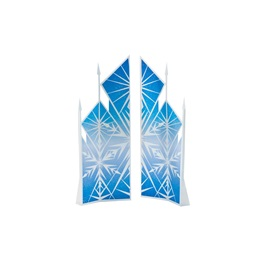 Frozen Fractals Snowflake Gate Kit